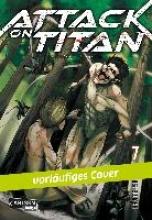 Isayama, Hajime Attack on Titan 07