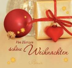 Von Herzen schöne Weihnachten