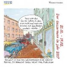 Wassermann Minikalender 2017