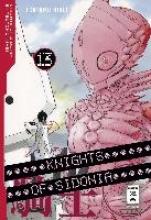 Nihei, Tsutomu Knights of Sidonia 13