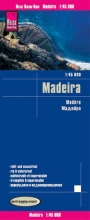 , Reise Know-How Landkarte Madeira 1:45.000