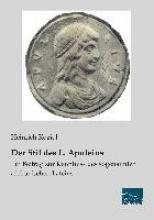 Koziol, Heinrich Der Stil des L. Apuleius