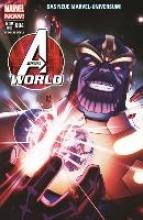 Barbiere, Frank J. Avengers World 04
