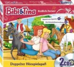 Bibi und Tina CD-Box: Endlich Ferien!