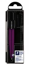 , Passer Staedtler 550 Noris schoolpasser metallic violet