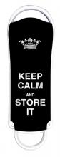 , USB-Stick 2.0 Integral FD Xpression 16GB Keep Calm zwart