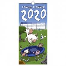 Familieplanner 2020 ritsier
