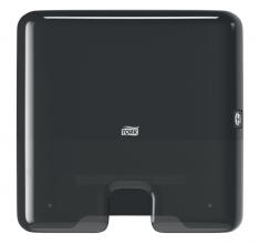 , Dispenser Tork H2 552108 Xpress handdoekdispenser zwart