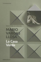 Vargas Llosa, Mario La casa verde The Green House