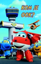 SUPERWINGS UITNODIGING PK 859 6X3,95  - FSC-MIX CREDIT
