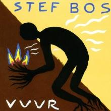 , STEF BOS*VUUR (CD)