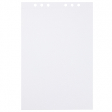 , Tekenpapier MyArtBook A4 120gr 6-gaats 20vel wit