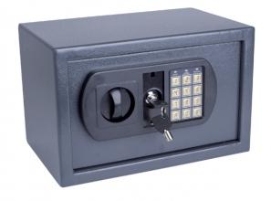 , Kluis Pavo 310x220x200mm elektronisch donkergrijs