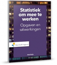 A. Buijs , Statistiek om mee te werken