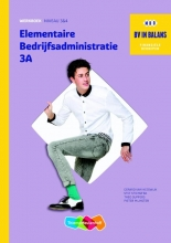 Gerard van Heeswijk , Elementaire bedrijfsadministratie deel 3A-B Werkboek