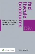 , Onderling overleg en arbitrage binnen de EU