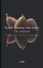 Karel  Glastra van Loon De passievrucht en twee andere romans