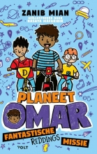 Zanib Mian , Planeet Omar: fantastische reddingsmissie