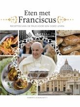R.  Alborghetti Eten met Franciscus