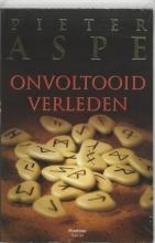 Pieter Aspe , Onvoltooid verleden
