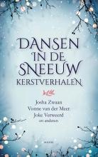 Josha  Zwaan, Vonne van der Meer, Joke  Verweerd Dansen in de sneeuw