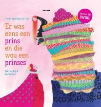 Martine  Bijl Er was eens een prins en die wou een prinses (met cd)