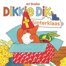 Jet  Boeke Dikkie Dik Sinterklaas (miniboekje)