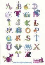 Loon, Paul van Foeksia ABC posterset 10