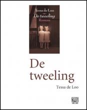 Tessa de Loo De tweeling (grote letter) - POD editie