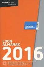 A.J. Dokter A.A.W. Langevoord  R.R.T. Sueters  L.J. Lubbers, Elsevier Loon almanak 2016