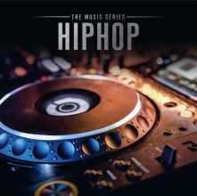 Ed van Eeden , Hiphop - The Music Series