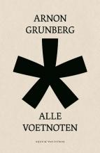 Arnon  Grunberg Alle Voetnoten