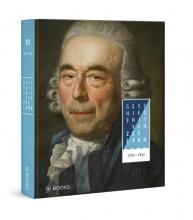 Paul  Brusse Geschiedenis van Zeeland deel 3: 1700-1800