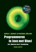 Michael Kölling David J. Barnes, Programmeren in Java met BlueJ