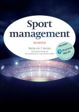 Marije van `t Verlaat , Sportmanagement, 4e editie met MyLab NL toegangscode