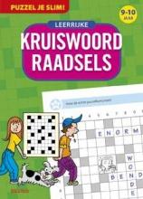 Puzzel je slim! Leerrijke kruiswoordraadsels 9-10 JR