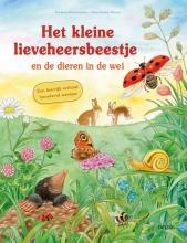 Friederun  Reichenstetter Het kleine lieveheersbeestje en de dieren in de wei