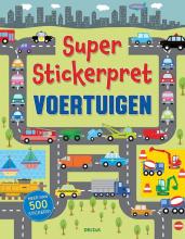 , Super Stickerpret - Voertuigen
