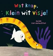 Guido Van Genechten Wat knap, Klein wit visje!