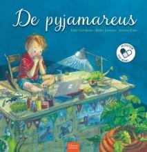 Emy  Geyskens, Kolet  Janssen pleister. De pyjamareus