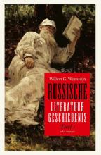 Willem G. Weststeijn , Russische literatuurgeschiedenis deel 1