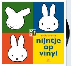 Dick  Bruna nijntje op vinyl, ELPEE, nijntje liedjes, 73 minuten