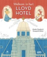 Etsuko  Nozaka Welkom in het Lloyd Hotel
