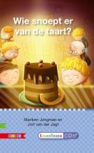 Mariken Jongman , Wie snoept er van de taart?
