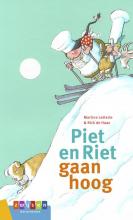 Martine Letterie , Piet en Riet gaan hoog