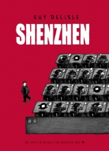 Delisle, Guy Shenzhen