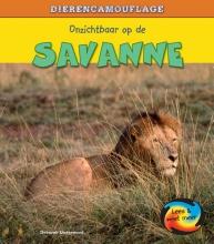 Deborah  Underwood Dierencamouflage - Onzichtbaar op de Savanne
