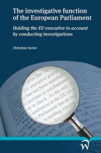 Christian Syrier , The investigative function of the European parliament