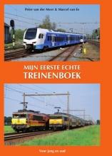 Marcel van Ee Peter van der Meer, Mijn eerste echte treinenboek