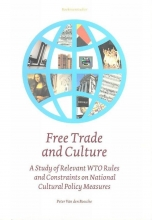 Peter Van den Bossche Free trade and culture